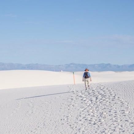 White sands dune nouveau mexique-16