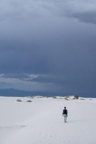 White sands dune nouveau mexique-3