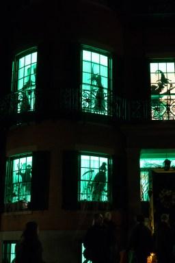Halloween dans les rues de Boston 1