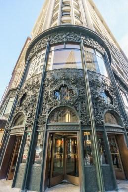 Visiter Chicago -grand magasin