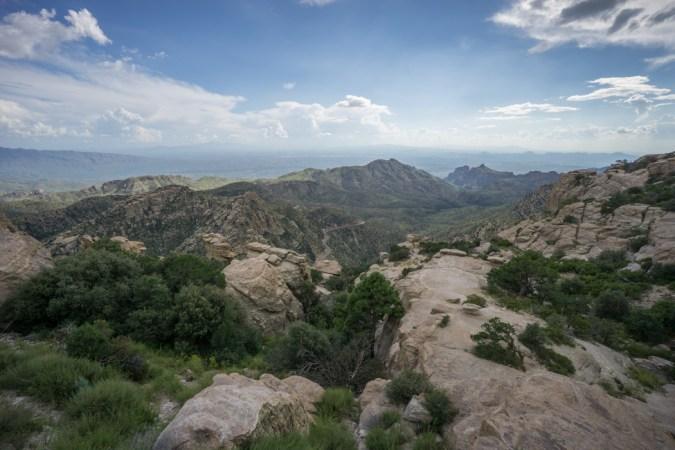 Tucson Arizona mt lemmon
