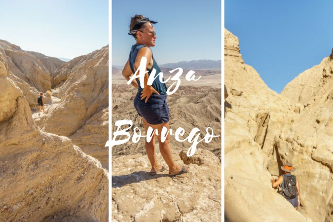 Anza Borrego California