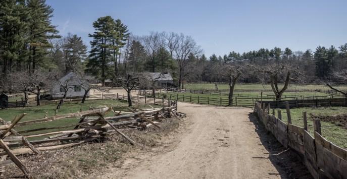 Old Sturbridge Village Massachusetts-13
