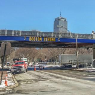 Vivre a Boston - Boston Strong