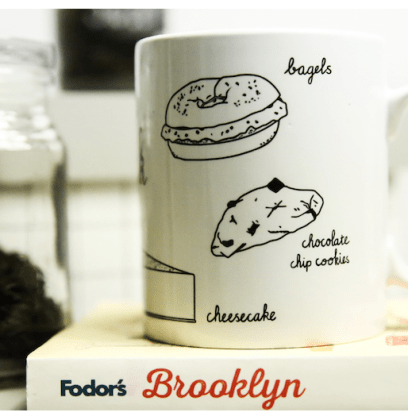 mug we love new york
