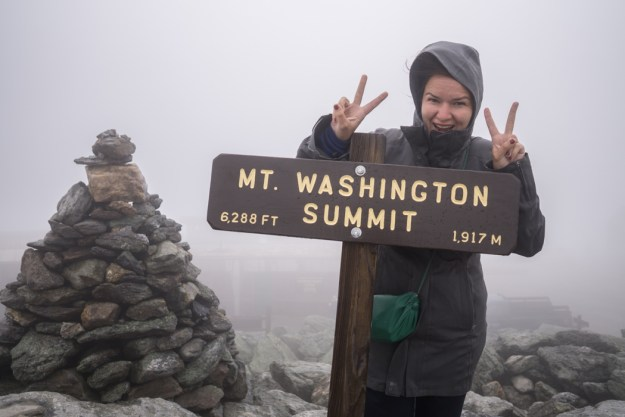 Cograil Way Mt Washington White Mountains New Hamsphire -7