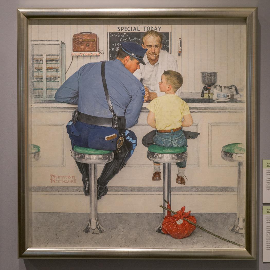 Norman Rockwell Museum Berkshires-2