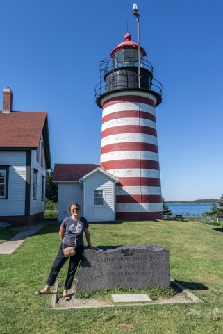 Quoddy Headlight Phare Maine-3