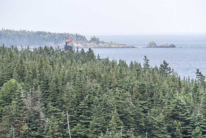 Quoddy Headlight Phare Maine-9