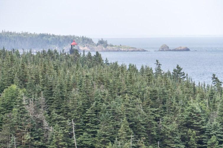 Quoddy Headlight Phare Maine-9