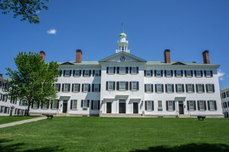 dartmouth college new hampshire