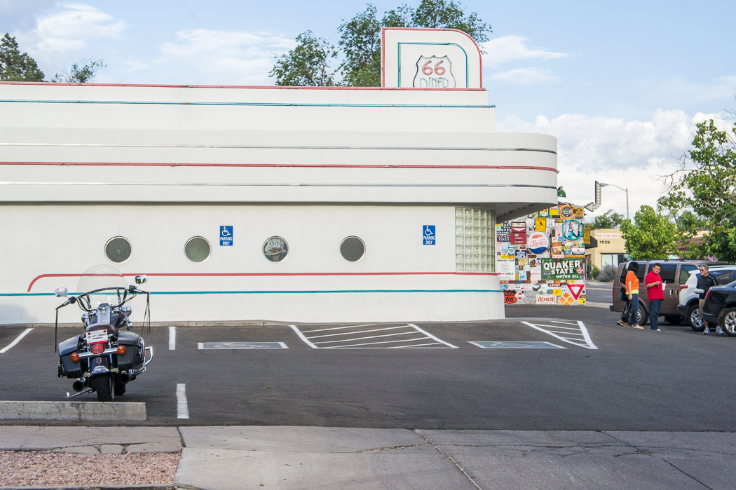 Diner route 66