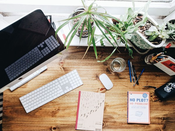 Nanowrimo Mon bureau