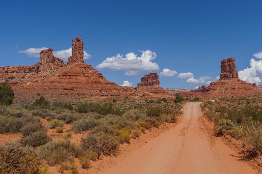 Valley of the Gods Utah-1