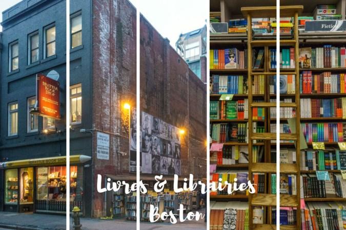 livres et librairies boston