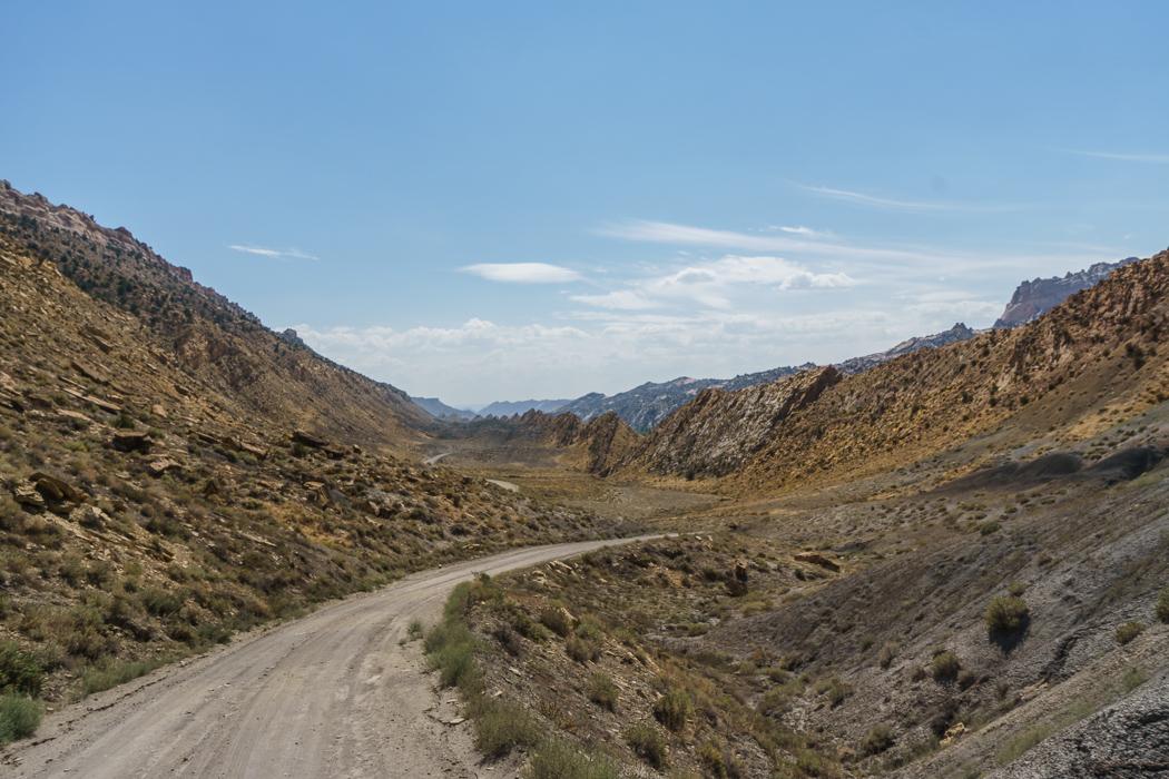 Cottonwood Road Utah-5