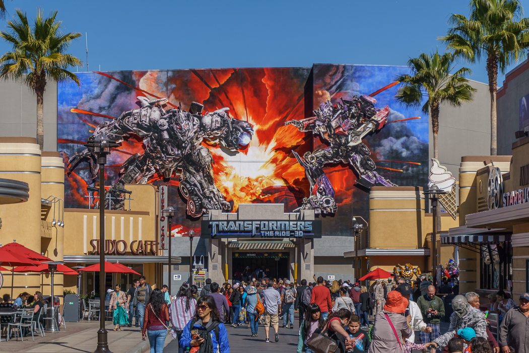 Universal Studios Los Angeles-16