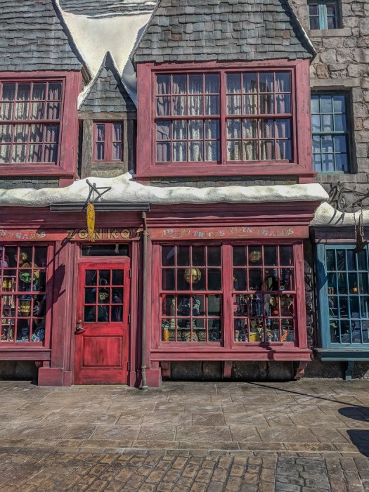 Harry Potter Universal Studios Los Angeles-2-3