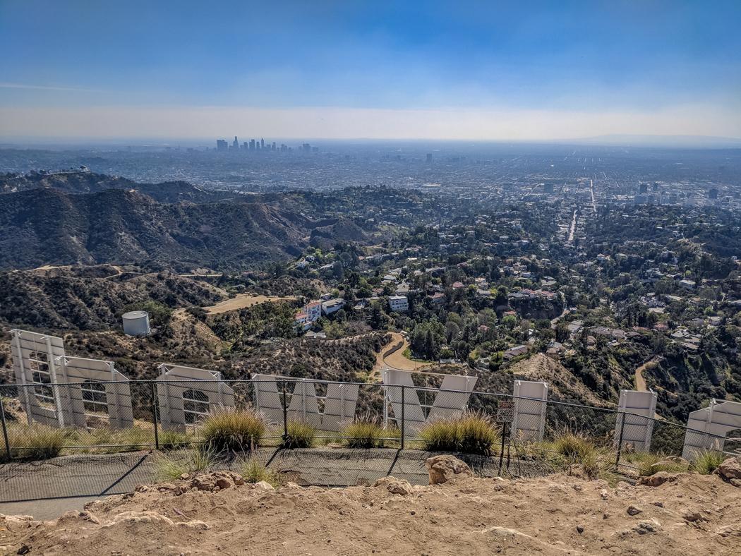 Les lettres Hollywood-8