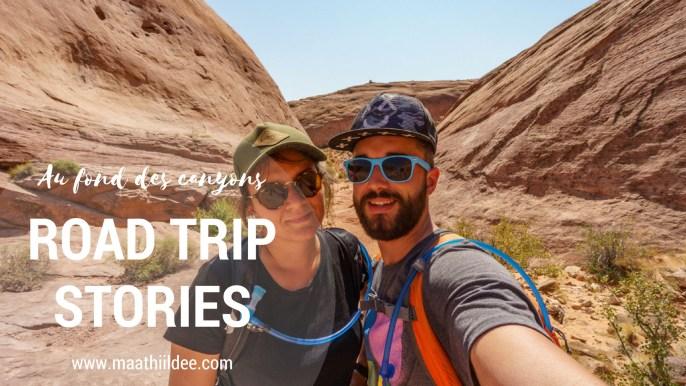 Vlog Road Trip Canyon