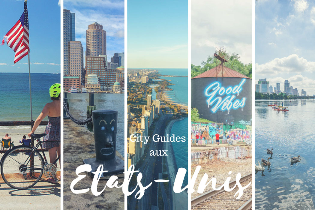 City Guides Etats Unis