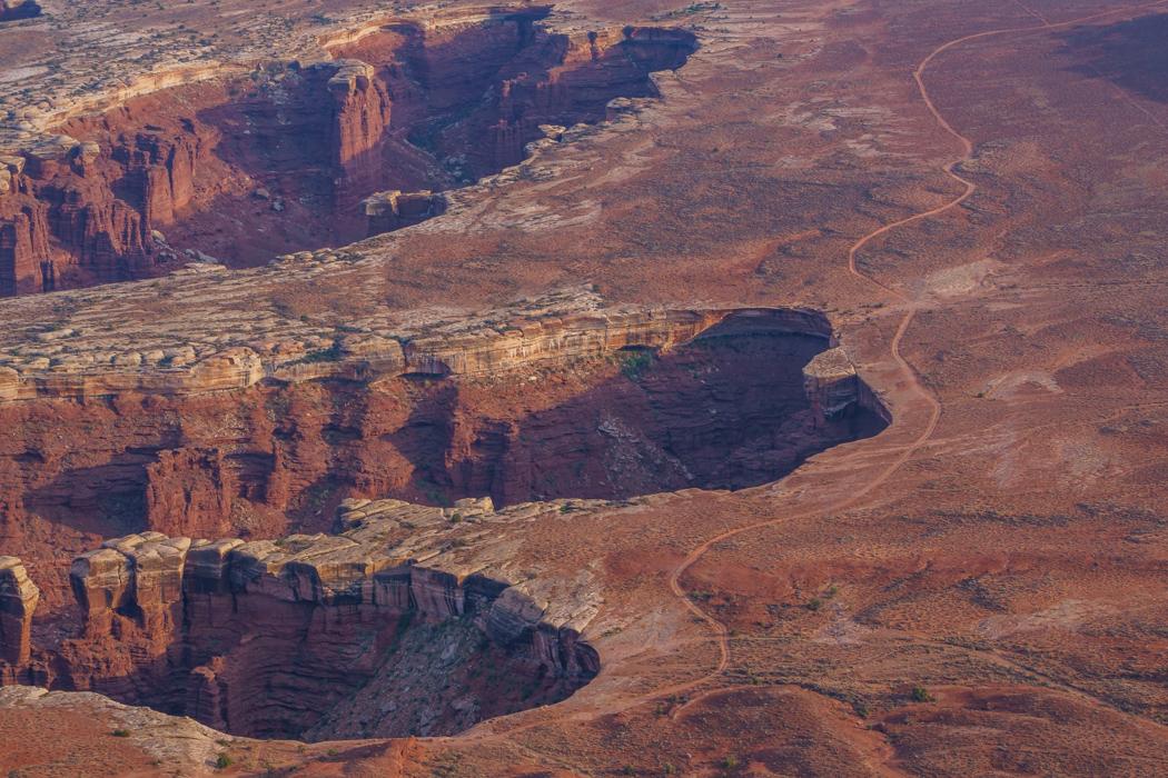 Canyonlands Island In the sky Utah