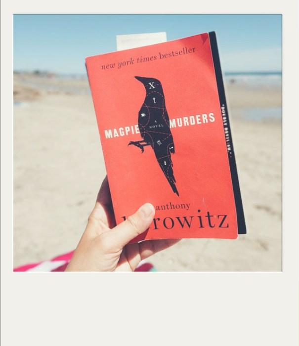 Magpie murders Anthony Horowitz