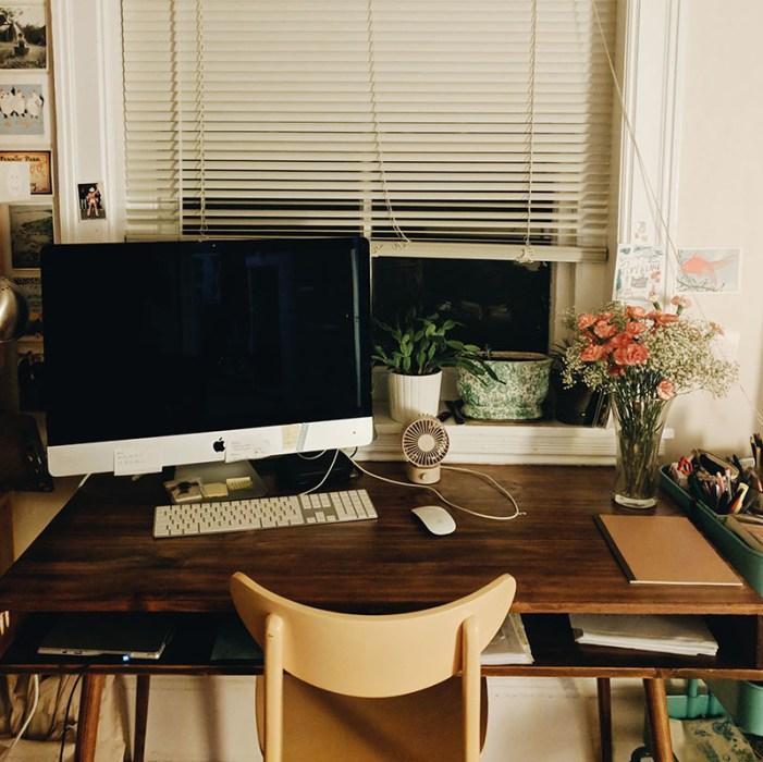 Desktop office