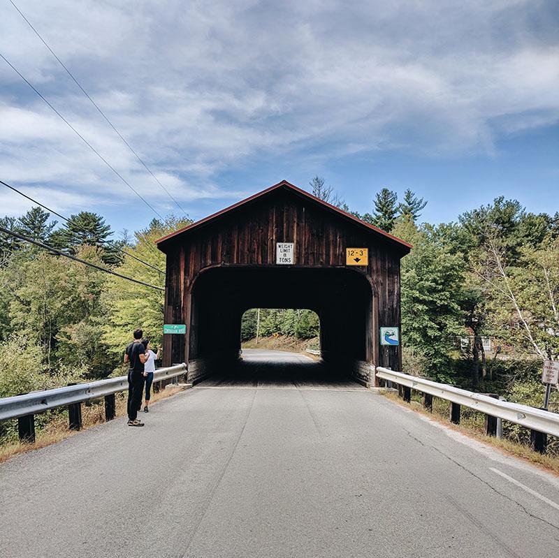 Pont couvert new hampshire