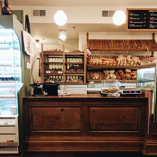 Enna bakery