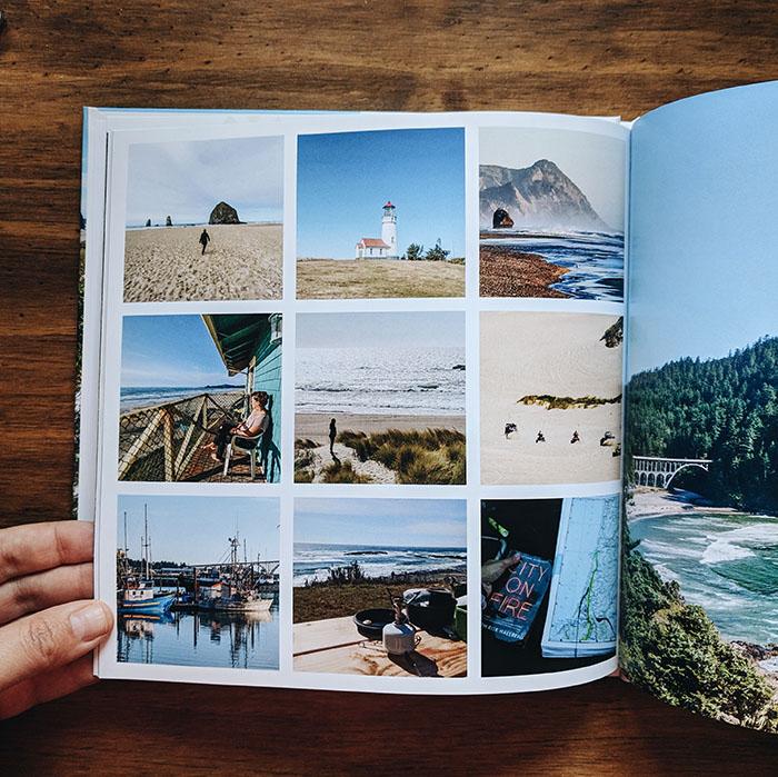 Livre photo de voyage