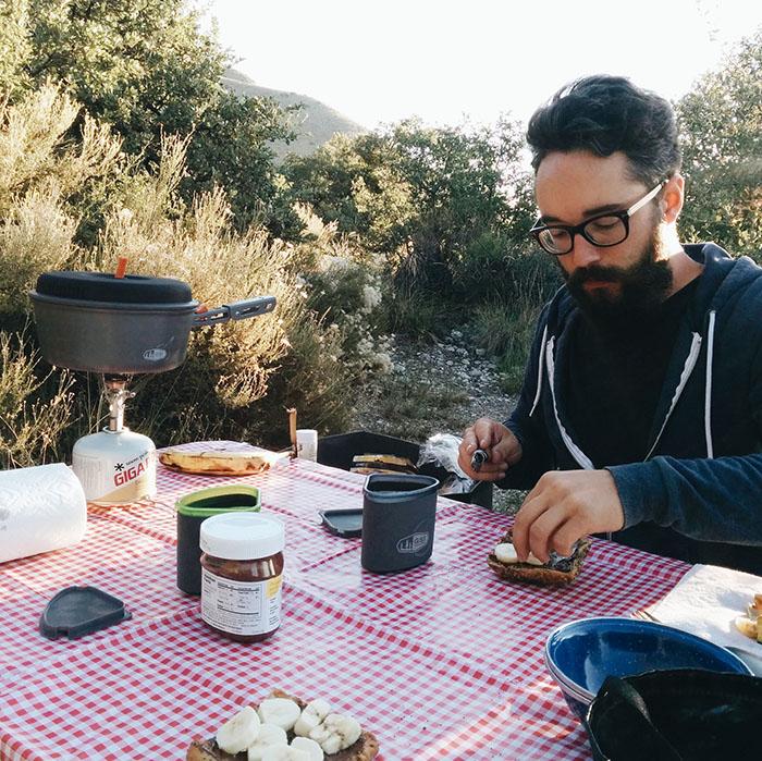 Kit cuisine compacte camping