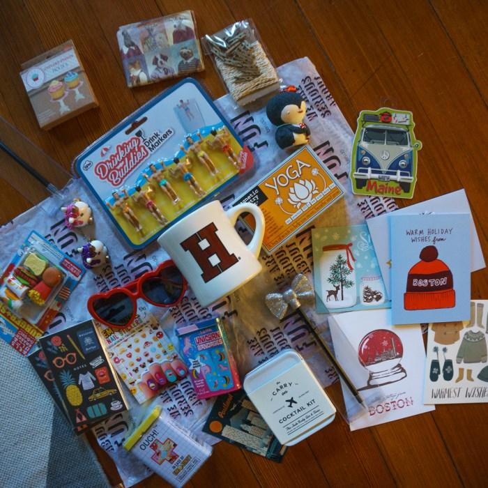Cadeaux en vrac 1