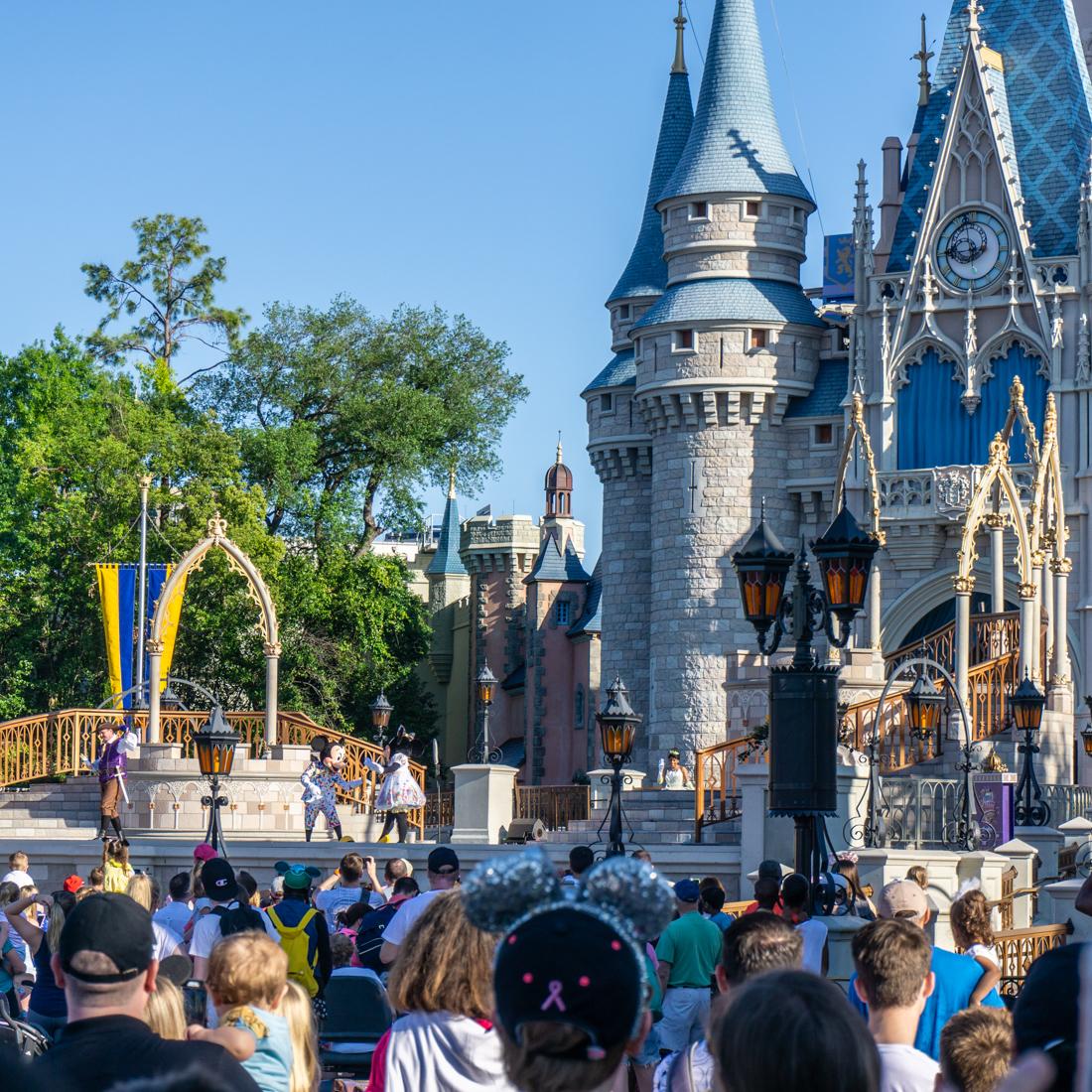 Disney magic kingdom floride 1