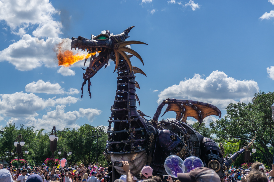 Disney magic kingdom floride 11
