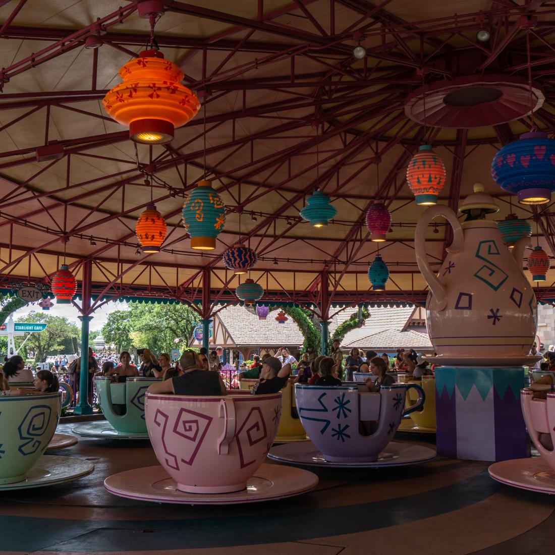 Disney magic kingdom floride 7
