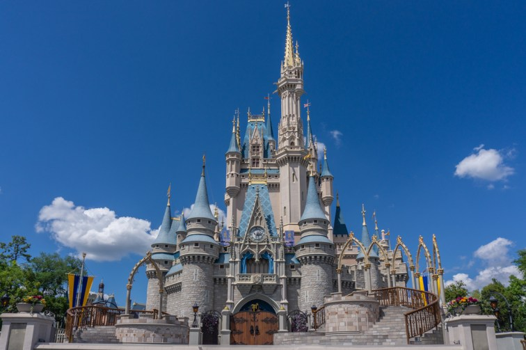 Disney magic kingdom floride 8