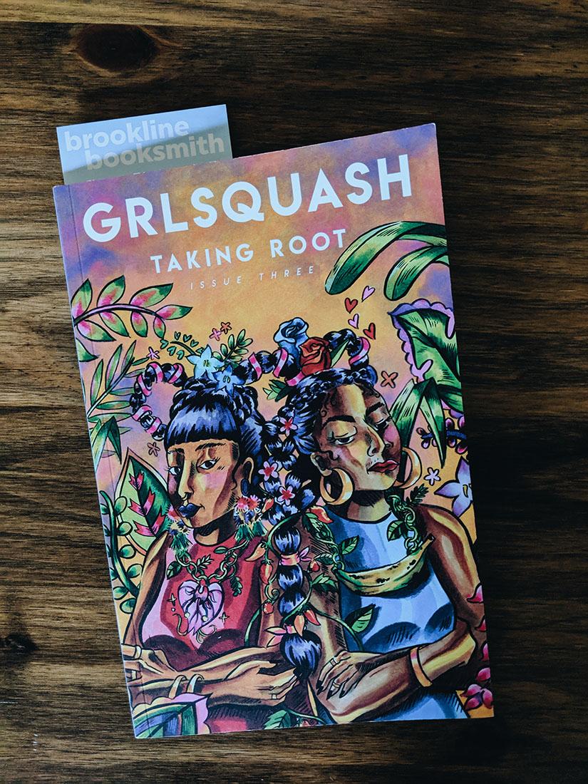 Grlsquash