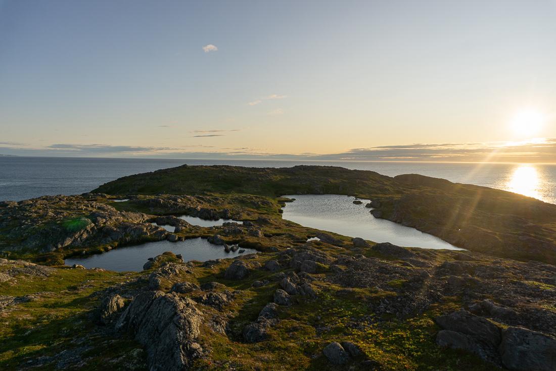Sunrise quirpon island terre neuve le blog de mathilde 1