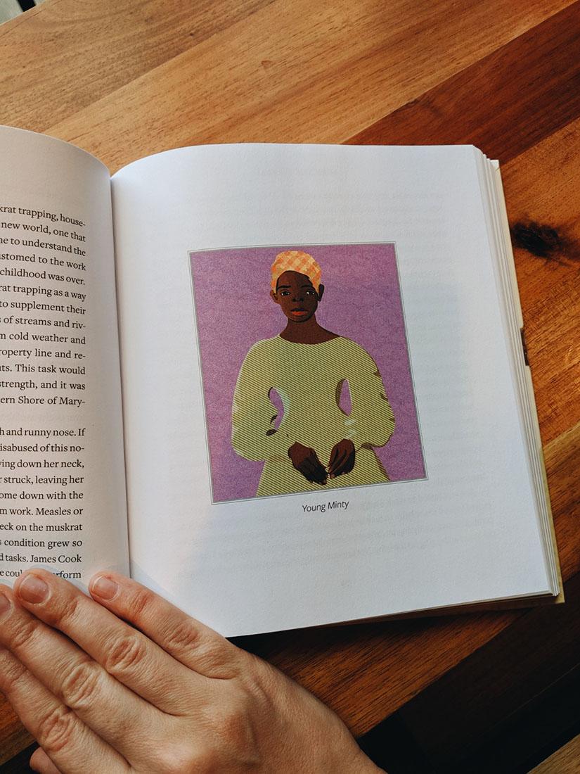 Harriet tubman livre le blog de mathilde 4