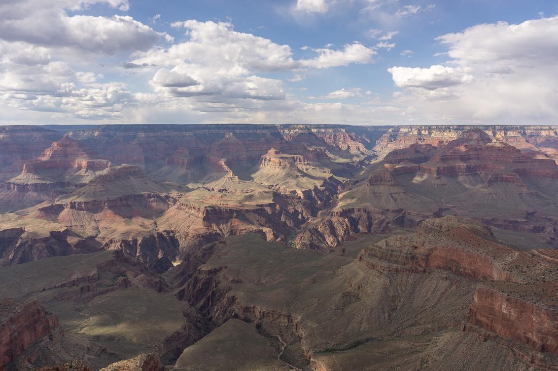 La rive sud du grand canyon etats unis le blog de mathilde 2