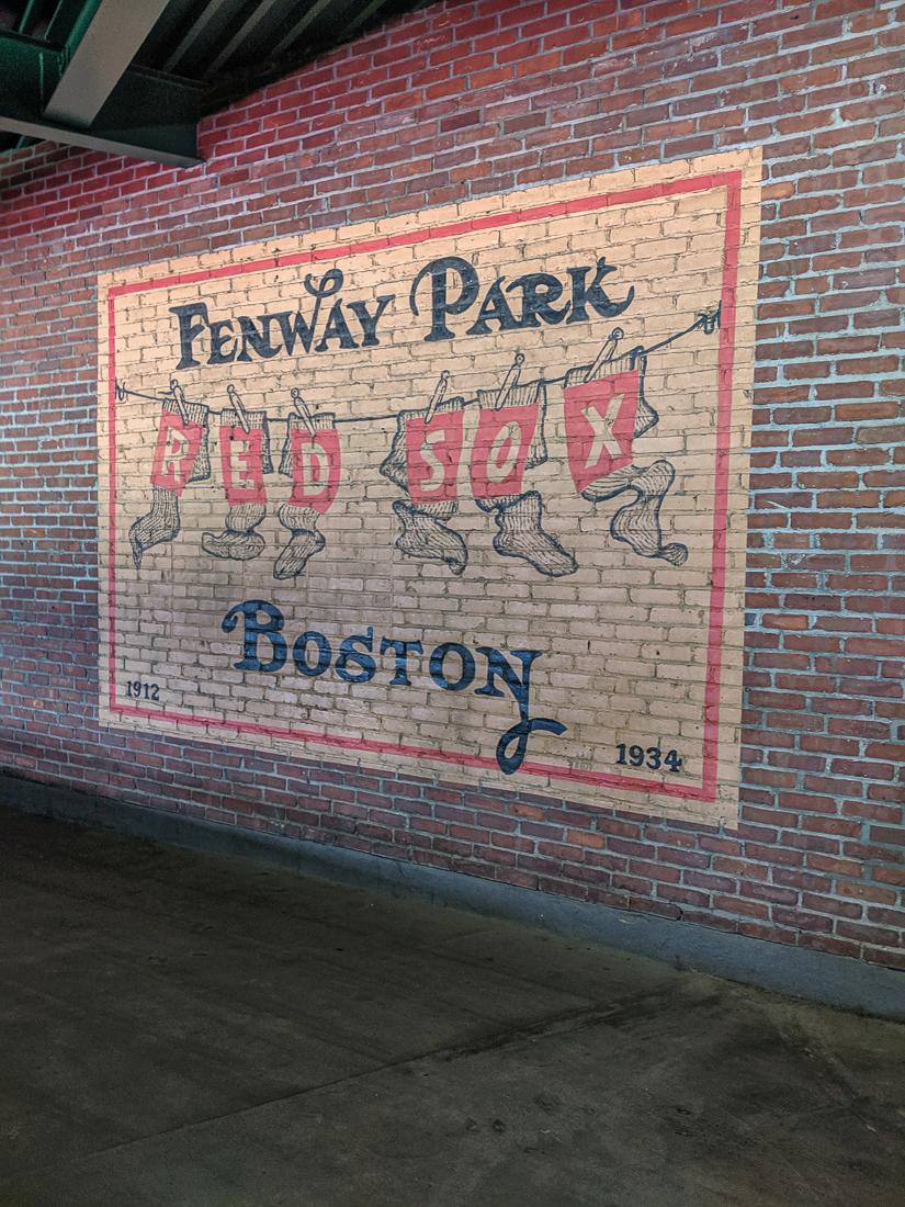 Visiter fenway park le stade de base ball de boston le blog de mathilde 2