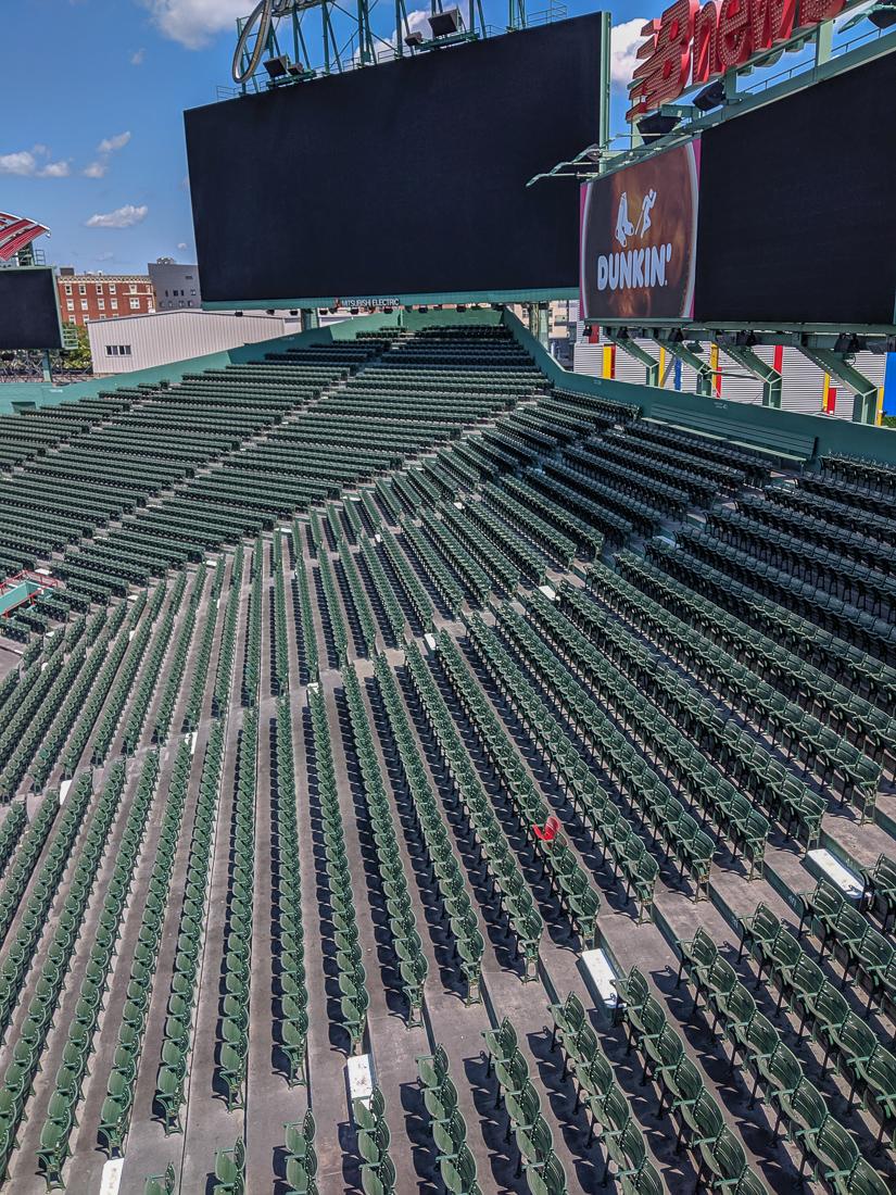 Visiter fenway park le stade de base ball de boston le blog de mathilde 8