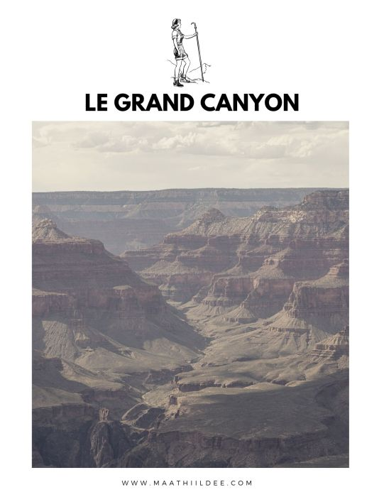 Le grand canyon le blog de mathilde