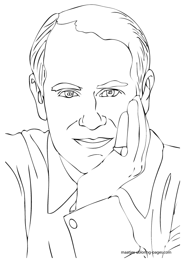 Prince Edward, Earl of Wessex coloring pages