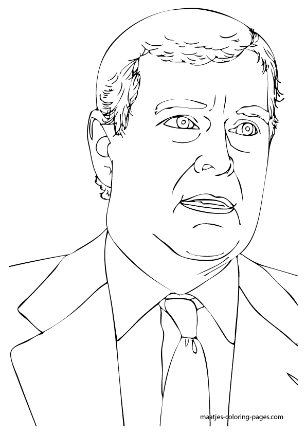 Prince Andrew coloring pages