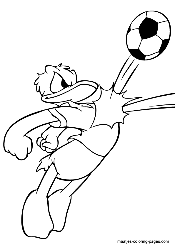 Basketball Coloring Pages Donald Duck Coloring Pages