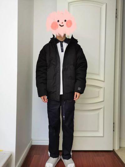 GAP 保暖防風 羽絨連帽外套 - maba潮流服飾包包球鞋