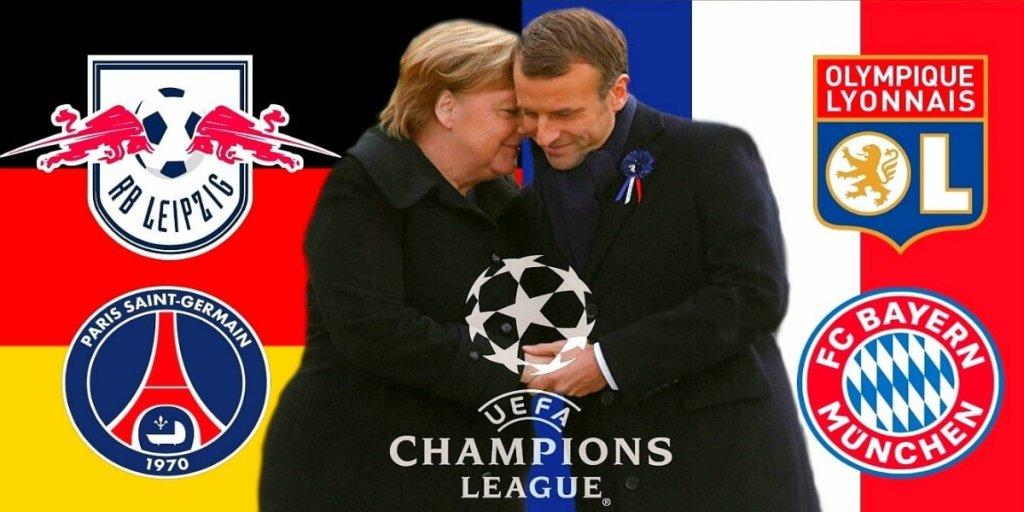 دوري أبطال أوروبا 2020