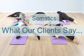 Client feedback - somatics